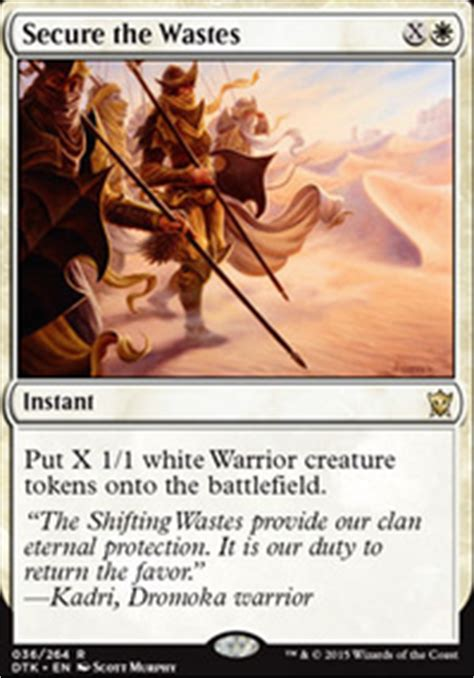 Green White Token Deck Mtg Standard by Mono White Warriors Tokens Budget Standard Mtg Deck