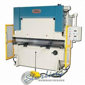 Brand New Baileigh Hydraulic Press Brake Sterling Machinery