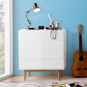 Lowboard Skandinavisches Design : dasm belwerk tv lowboard malm sideboard weiss modern skandinavisches retro design massiv holz ~ Sanjose-hotels-ca.com Haus und Dekorationen