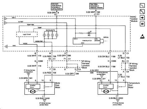 2000 Gmc Wiring Diagram by 2000 Gmc Yukon Xl With Three Knob Climate Panel