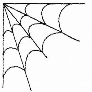 Corner Spider Web Clipart | ClipArtHut - Free Clipart
