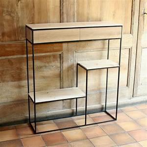 Console Avec Tiroir Meuble Entree : dans la continuit des autres meubles un week end la maison ~ Preciouscoupons.com Idées de Décoration