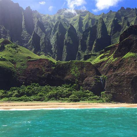 Napali Coast Boat Tours Winter by Na Pali Coast Tour On Kauai Hawaii