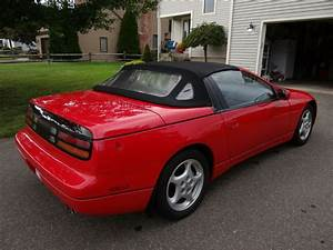 1994 Nissan 300zx Convertible Very Clean 5 Speed Manual