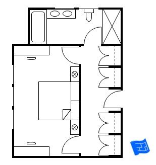 Master Bedroom Floor Plans by Master Bedroom Floor Plans