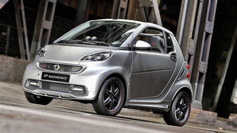 Smart Fortwo Brabus 10th Anniversary Special Edition