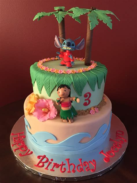 themed cakes some cool lilo stitch themed cakes lilo stitch cakes crustncakes online cake delivery