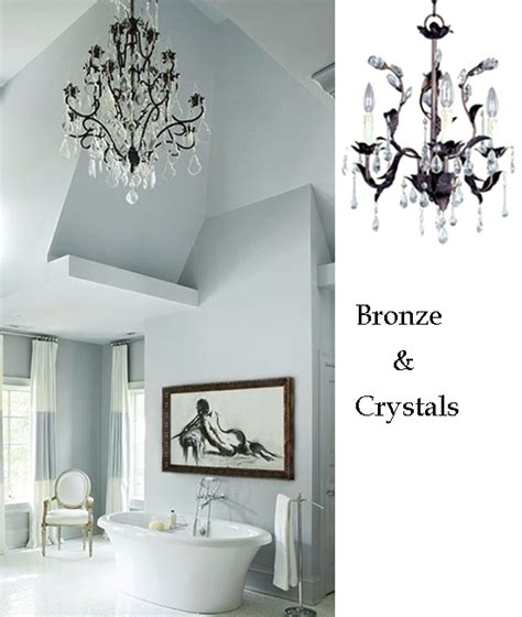 bathroom chandelier lighting ideas top 25 chandelier bathroom lighting fixtures chandelier
