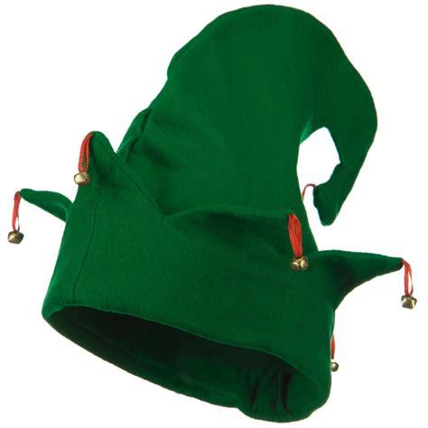 elf clipart green santa hat pencil and in color elf