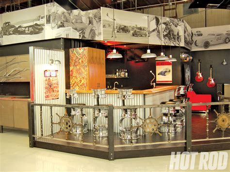 Garage Mahal Construction   Hot Rod Network
