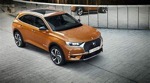 Suv Citroen Ds7 : ds7 crossback suv new french president macron has first dibs by car magazine ~ Melissatoandfro.com Idées de Décoration