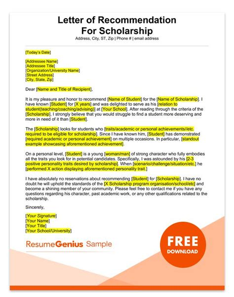 Travel Recommendation Template by Student And Teacher Recommendation Letter Sles 4