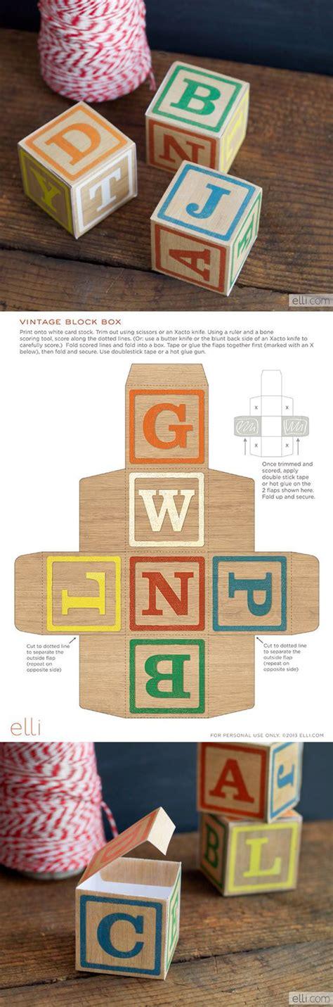 ideas  alphabet blocks  pinterest baby
