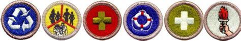merit badge trivia