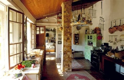 Bohemian Kitchen Interiors
