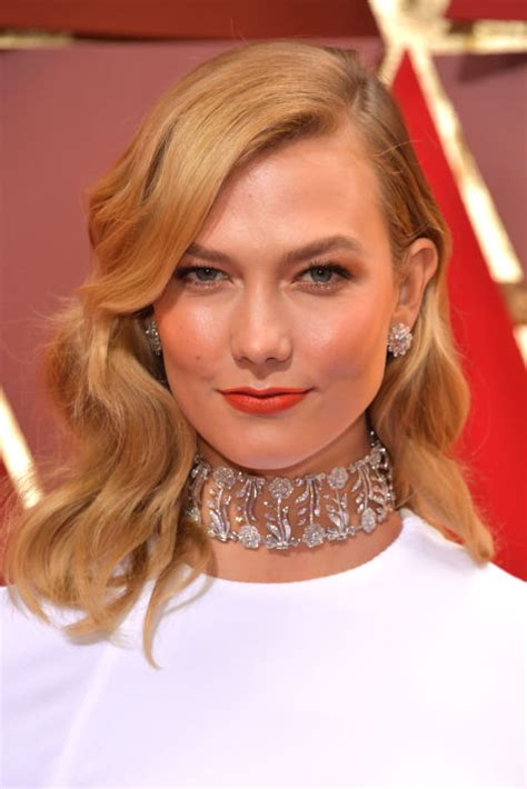 Oscars Best Beauty Old Hollywood Glamour Made