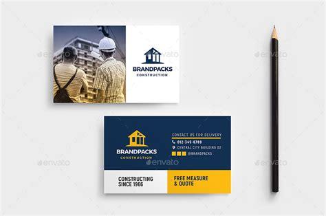 construction business card template  brandpacks