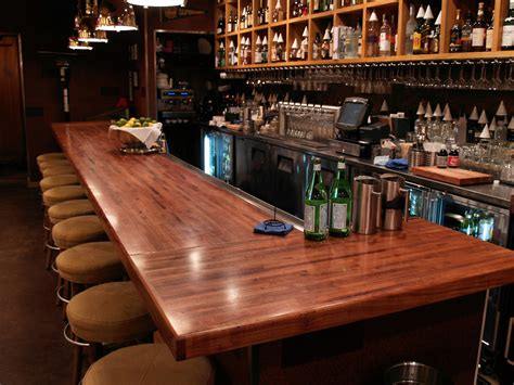 Mesquite Wood Countertop Photo Gallery, By Devos Custom