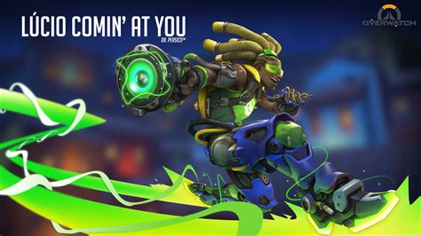 Animated Overwatch Wallpaper - lucio overwatch wallpaper related keywords lucio