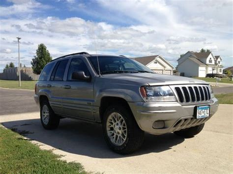 jeep cherokee sport 2002 buy used 2002 jeep grand cherokee limited sport utility 4