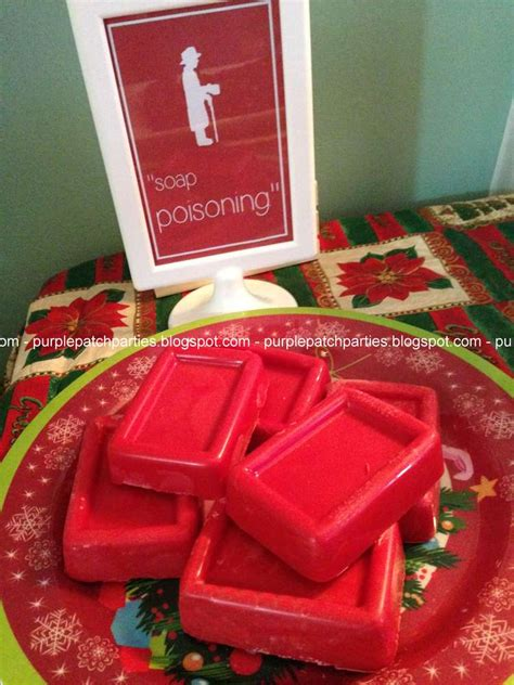 a christmas story christmas holiday party ideas photo 2