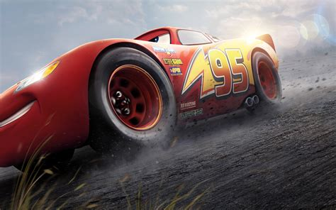 Lightning Mcqueen Cars 3 4k 8k Wallpapers Hd Wallpapers