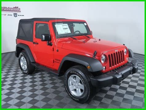 red jeep 2016 1c4ajwag7gl265653 easy financing new red 2016 jeep