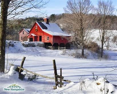 Farm Scenes Desktop Christmas Country Winter Wallpapers
