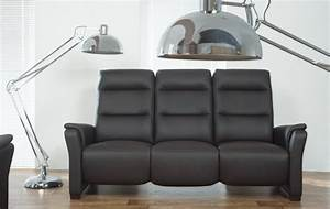 Ledersofa 3 Sitzer : ledersofa 3 sitzer 195 x 91 x018 kaufen ~ Frokenaadalensverden.com Haus und Dekorationen