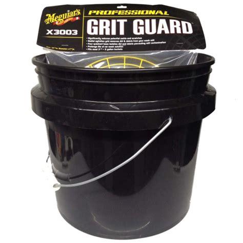 grit guard eimer meguiar s grit guard eimer inkl einsatz 120055