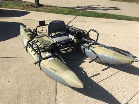 Colorado Xt Inflatable Pontoon For Sale Buy Sell