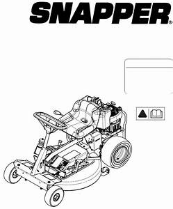 Snapper 7800787  7800786  7800785  7800784 User Manual