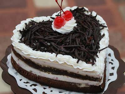 resep membuat kue black forest spesial  mudah