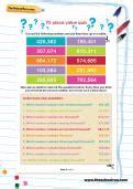 year 5 maths worksheets theschoolrun