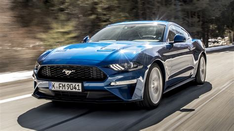 ford mustang review top gear