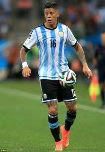 Marcos Rojo and the 10 Most Tattooed Players in World ...