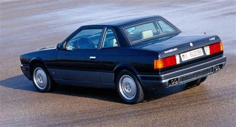 Retrospective Maserati Biturbo