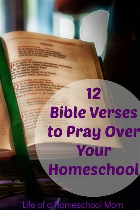 12 bible verses to pray your homeschool kid 291 | d1d36103401f9d83e24cded907ee066b