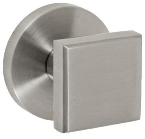 stainless steel square knob modern cabinet and drawer