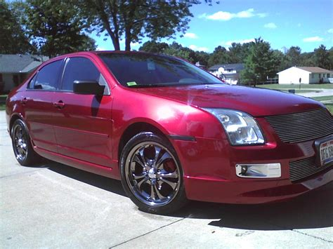 Ford Fusion 0 60 by Sklenicka24 2007 Ford Fusion Specs Photos Modification