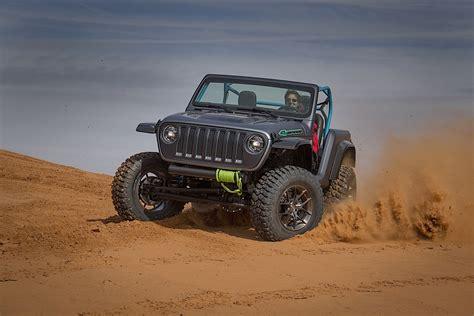 jeep safari concept jeep wrangler renegade by mopar presented autoevolution