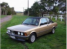 Cars BMW E21 BAUR