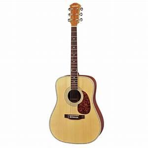 """China Guitar, 41"""" Acoustic Guitar (AGW355) - Musical ..."""