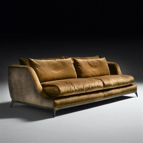 contemporary designer velvet sofa juliettes interiors