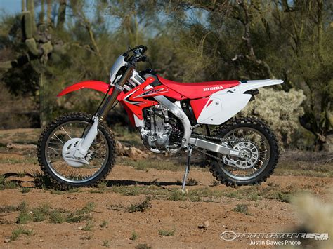 2012 Honda Crf450x Shootout Photos
