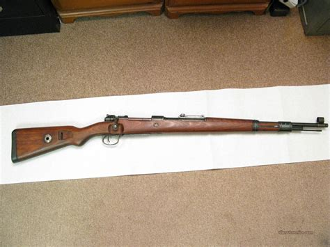 K98 Byf 44 Mauser 8mm German Military Wwii For Sale