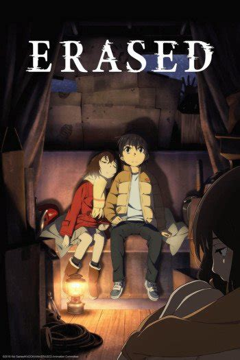 Watch Erased Anime Kissanime Erased Anime Planet
