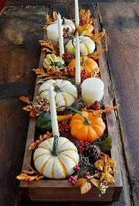 thanksgiving table centerpieces 31 Stylish Thanksgiving Table Decor Ideas - Easyday