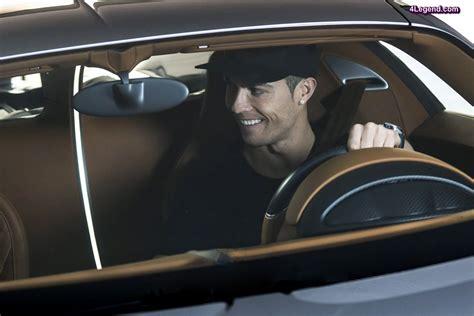 Cristiano ronaldo suma un bugatti veyron a su colección de superdeportivos. Cristiano Ronaldo : futur propriétaire de la Bugatti La voiture Noire? - 4Legend.com ...