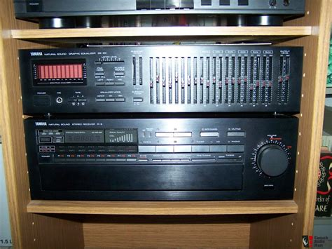 yamaha vintage stereo system natural sound series